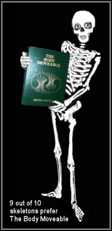 9 out of 10 skeletons prefer The Body Moveable